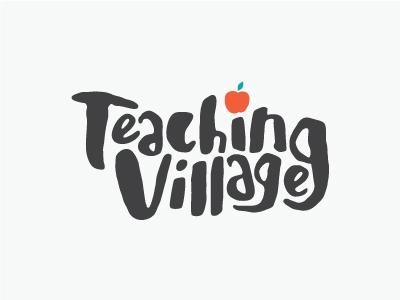 Teaching village logo unused