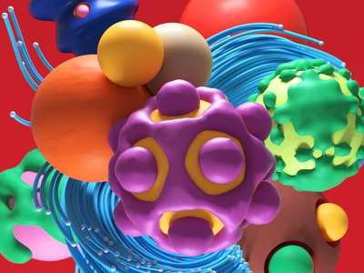 Marren art design color abstract artdirector artdirection digitalart illustrator illustration colors photoshop 3d