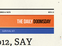 The Daily Doomsday