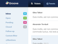 Groove Tickets 2.0