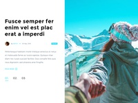 Winry - Themeforest Template
