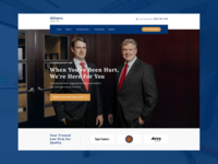 Lawyers Office Interface Design