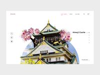 UI Design 005 - Japan
