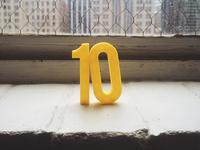 T-10 Days