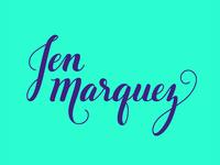 Jen Marquez Logo
