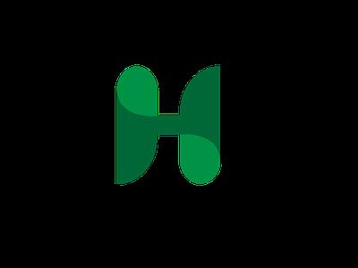 Green Environment icon logo illustration design