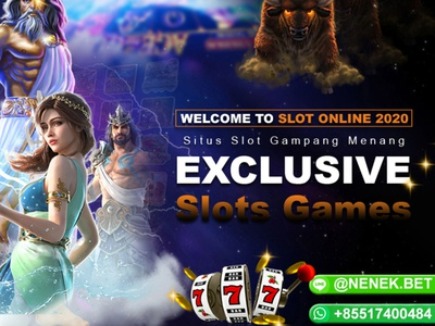 Agen Slot Online Terpercaya | Dribbble