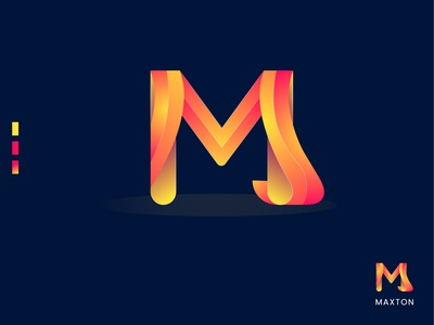 M logo m logo 2021 modern