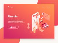 Fitamin app