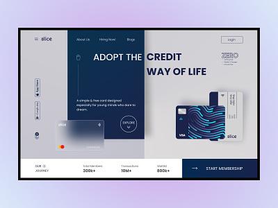 Bank Landing Page Design uidesign app design website design webdesign