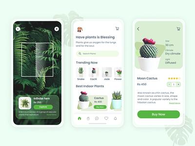 Agriculture App Design branding ui logo uidesign illustration uiux app design