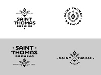 "St. Thomas Brewing Co.""Modern Hipster"" Concept"
