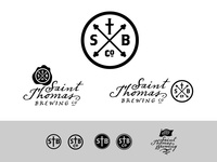"St. Thomas Brewing Co.""Hipster Pirate"" Concept"