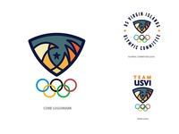 Rejected USVI Olympic Logo