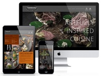 Website Design for Epernay Bistro & Wine Bar