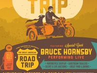 Great American Road Trip Poster