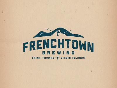 Frenchtown Brewing Logo island virgin islands usvi brewery frenchtown logo
