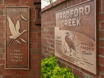 Bradford Creek Wall Art