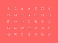 Brigad Icons