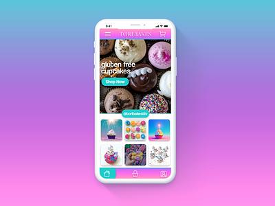 Landing Page xd adobexd app ux ui design branding dailyui 003 dailyui