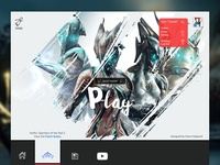 Warframe Launcher Revisited
