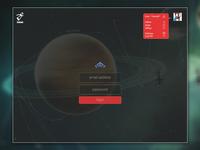 Warframe™ Revisted Login Screen