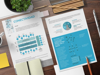 Fact Sheets & Presentation presentation design infographic logo corporate branding corporate identity visual identity design branding