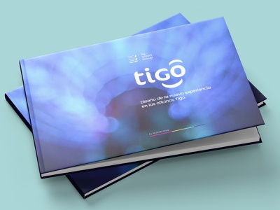 Editorial Design for Tigo infographics layout design editorial design illustration design
