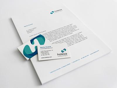 Stationery Design logo corporate branding corporate identity branding visual identity design
