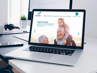 Homepage Design front-end design web web design logo corporate branding corporate identity branding visual identity design