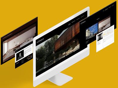 Front-end Web Deesign frontend design web ui web design logo corporate branding corporate identity branding visual identity design