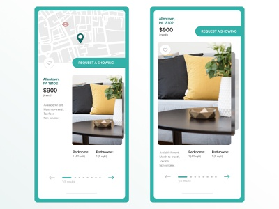 Concept Design - Room/Appartment Booking apartment booking room booking apartmentlease ui design apartment renting rental furniture store app