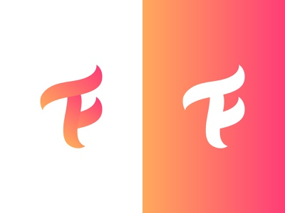 f + t modern letter logo design + f letter logo + t letter logo modern ft logo f logo t logo flat brand identity branding technology tech logo digital app logo icon abstract gradient logo colorful design modern logo logo trends 2021 corporate logo designer logo design
