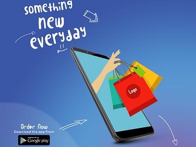 online shopping banner online shopping banner banner ad banner design airpo app design