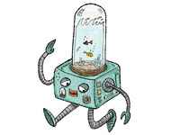 Fishcap Robot