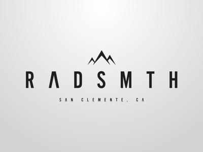 RΛDSMTH Branding