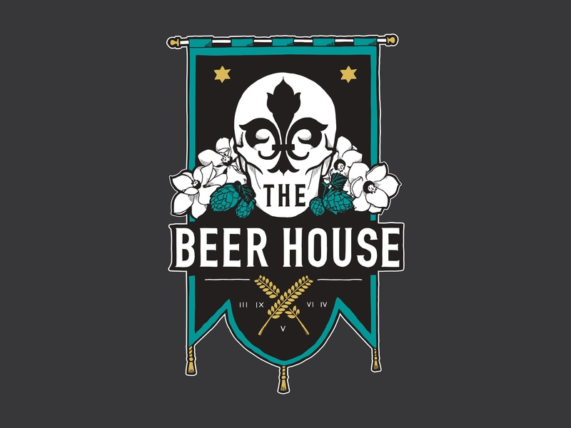 The Beer House Identity
