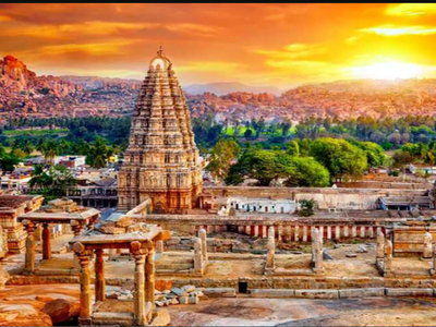 Famous Temples of Karnataka with Stay in budget hotels in belgau belgaum hotels budget hotels in belgaum