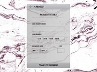 Creditcard Form