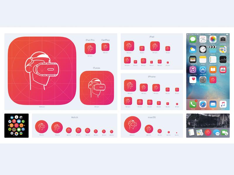 Icon App xd ui 005 dailyui