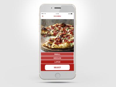 Price app Dribbble