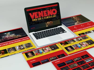 Jack Veneno Website