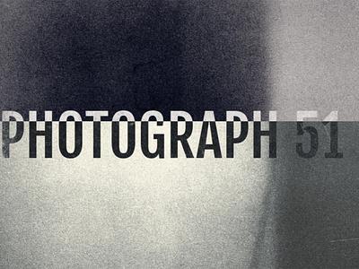 PHOTOGRAPH 51 Logo