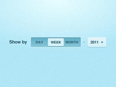 Calendar Slider drop down ui adobe fireworks calendar slider button dropdown