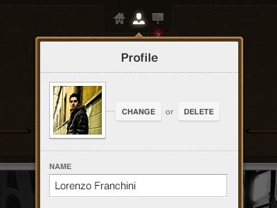 Profile profile ui icons edit adobe fireworks
