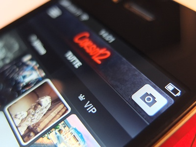Corso12 UI detail #4 corso12 ios iphone app ui adobe fireworks
