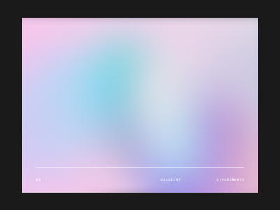Gradient 03 web design gradients ambient blur gradient