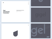 Gigel - Brand Guidelines // Wordmark Design