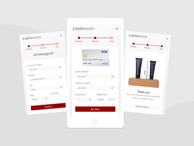 DailyUI #002   Credit Card Checkout form e-commerce ecommerce shop mobile 002 dailyui card credit checkout