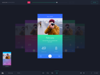 InVision History Mode (Mobile)